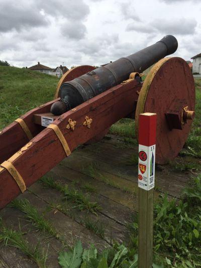 stolpe kanon400